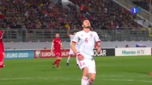 خلاصه بازی اسپانیا و مالت - جام ملتهای اروپا ۲۰۲۰
