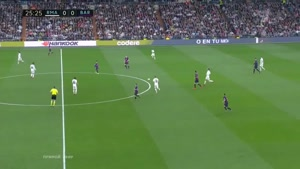 خلاصه بازی رئال مادرید و بارسلونا