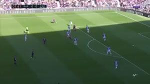 خلاصه بازی بارسلونا و اسپانیول _ لالیگا اسپانیا