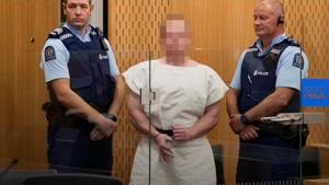 مظنون حملات تروریستی نیوزیلند