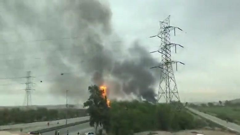 انفجار مرگبار در خط لوله گاز اهواز