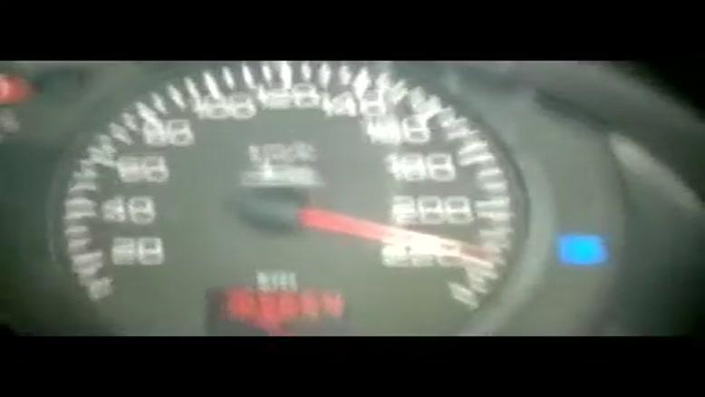 ۲۵۰ کیلومتر سرعت با ماشین ایرانی