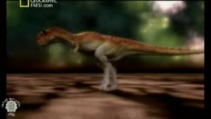 مستند حیات وحش دوبله فارسی  این قسمت دایناسورهای عجیب