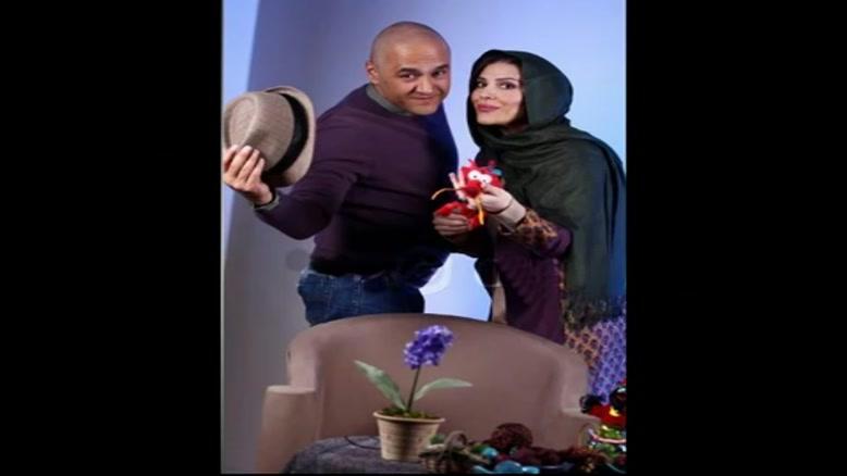 داستان ازدواج زیبای سحر دولتشاهی و رامبد جوان