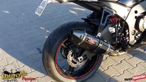 مسابقات هیجانی موتور سواری و حرکات نمایشی با موتور شماره ۴