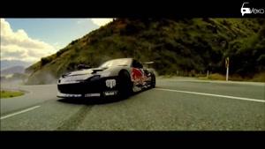دریفت استثنایی مایک ویدت  با Mazda RX۷ در ارتفاعات نیوزیلند