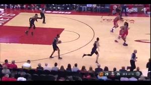 خلاصه بسکتبال NBA فونیکس سانز vs  هیوستون راکتس