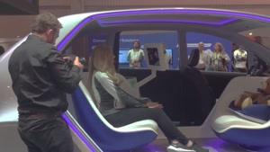 خودروهای لوکس بدون راننده  نسل آینده
