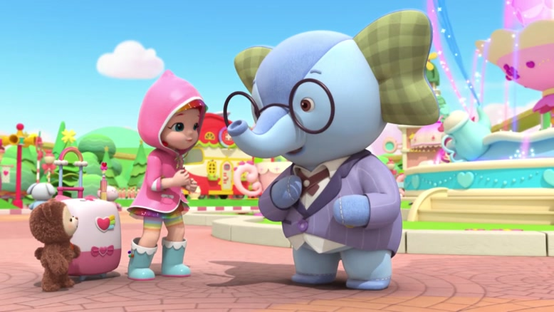انیمیشن  روبی رنگین کمان – Rainbow Ruby دوبله فارسی قسمت چهارده