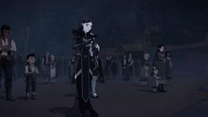 انیمیشن شاهزاده اژدها دوبله فارسی فصل ۱ قسمت چهار