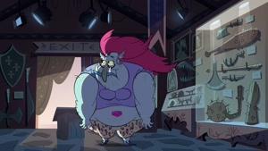 انیمیشن استار علیه نیروهای شیطانی دوبله فارسی فصل ۱ قسمت دوازده