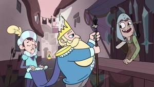 انیمیشن استار علیه نیروهای شیطانی دوبله فارسی فصل 1 قسمت پنج