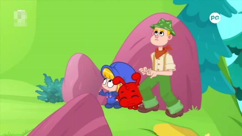 انیمیشن آموزش زبان انگلیسی Morphle and Mia قسمت سه