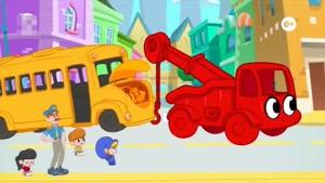 انیمیشن آموزش زبان انگلیسی Morphle and Mia قسمت پنج