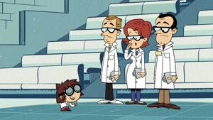 انیمیشن خانه پر سر و صدا The Loud House فصل 3 قسمت سی و سه و سی و چهار