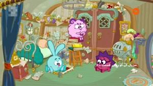 انیمیشن کی کو ریکی دوبله فارسی قسمت شش