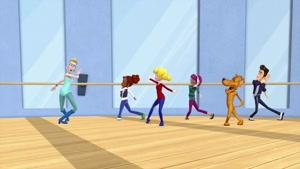 انیمیشن کارآگاه گجت دوبله فارسی قسمت بیست و سه