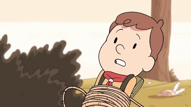 انیمیشن  هیلدا  Hilda دوبله فارسی قسمت هفت