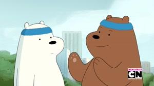 انیمیشن خرس های کله فندقی فصل ۱ قسمت یک