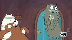 انیمیشن خرس های کله فندقی فصل ۱ قسمت سیزده