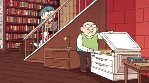 انیمیشن  هیلدا  Hilda دوبله فارسی قسمت هشت