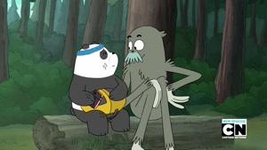 انیمیشن خرس های کله فندقی فصل ۱ قسمت چهارده