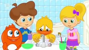 برنامه آموزش زبان انگلیسی Learning With Duckling قسمت دو
