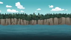 انیمیشن حفره دوبله فارسی قسمت چهار
