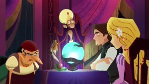 انیمیشن گیسو کمند دوبله فارسی  فصل 2 قسمت شش