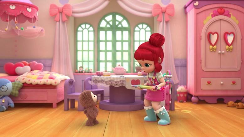 انیمیشن  روبی رنگین کمان – Rainbow Ruby دوبله فارسی قسمت شش