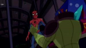 انیمیشن مرد عنکبوتی خرابکاری دوبله فارسی
