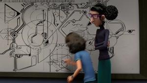 انیمیشن سه فراری دوبله فارسی فصل 1 قسمت سه
