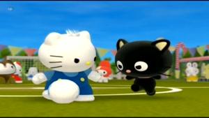 انیمیشن هلو کیتی و دوستان  دوبله فارسی فصل 1 قسمت  پنج
