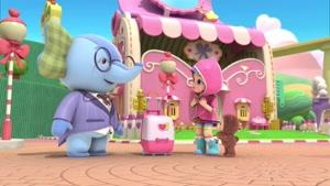 انیمیشن  روبی رنگین کمان – Rainbow Ruby دوبله فارسی قسمت ده