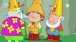 انیمیشن آموزش زبان انگلیسی GORDON THE GARDEN GNOME قسمت  بیست و هفت