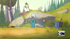 انیمیشن خرس های کله فندقی فصل ۱ قسمت شانزده