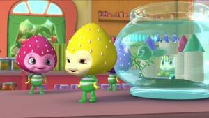 انیمیشن توت فرنگی کوچولو دوبله فارسی قسمت یک