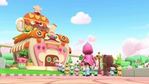 انیمیشن  روبی رنگین کمان – Rainbow Ruby دوبله فارسی قسمت یازده