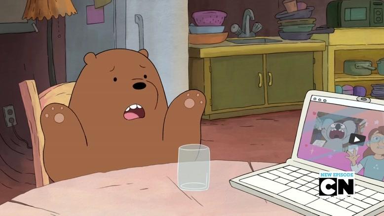 انیمیشن خرس های کله فندقی فصل ۱ قسمت ده