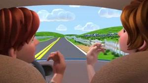 انیمیشن آموزش زبان انگلیسی CoCoMelon قسمت سی و چهار