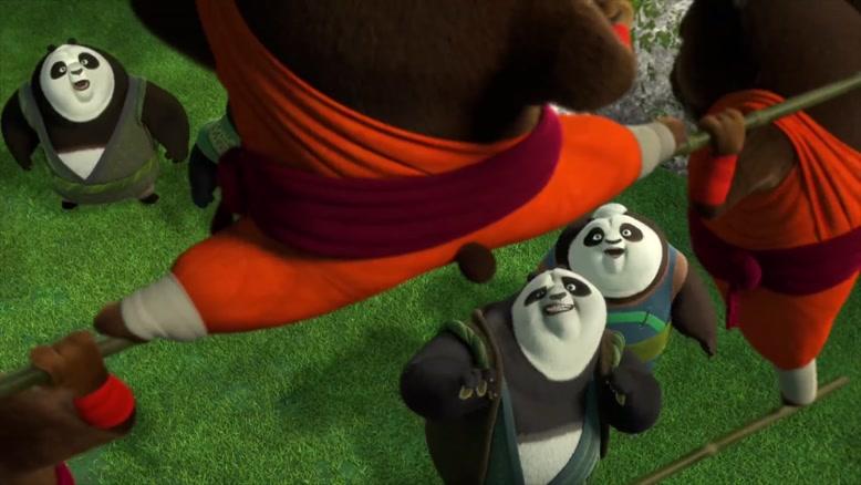 انیمیشن پاندای کونگ فو کار 2018 دوبله فارسی قسمت چهار