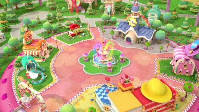 انیمیشن  روبی رنگین کمان – Rainbow Ruby دوبله فارسی قسمت سه