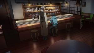 انیمیشن توکیو غول Tokyo Ghoul دوبله فارسی فصل ۱ قسمت دو