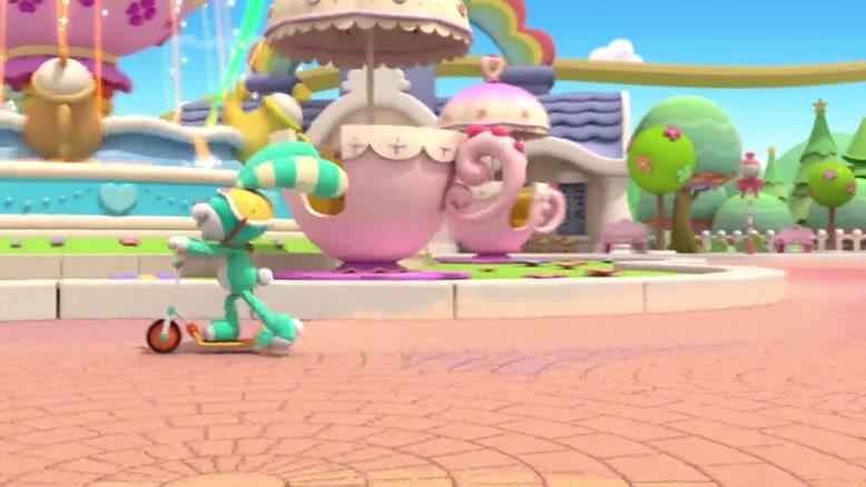 انیمیشن  روبی رنگین کمان – Rainbow Ruby دوبله فارسی قسمت شانزده