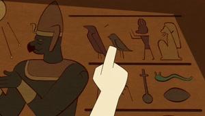 انیمیشن داستان های داک  دوبله فارسی فصل 1 قسمت هشت