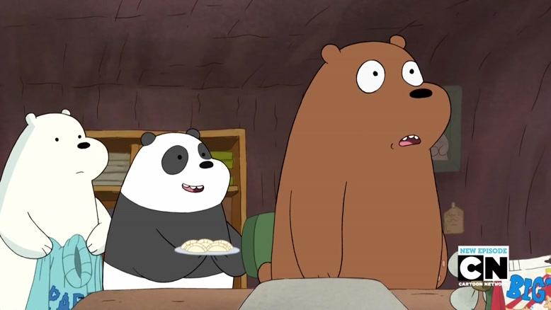 انیمیشن خرس های کله فندقی فصل ۱ قسمت هشت