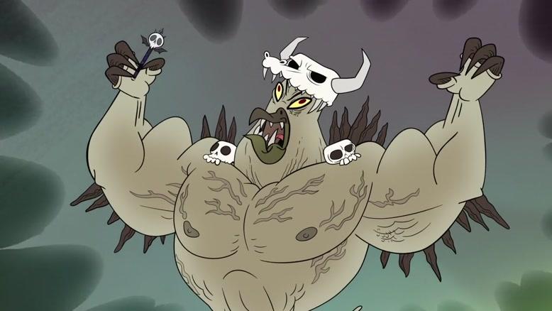 انیمیشن استار علیه نیروهای شیطانی دوبله فارسی فصل ۱ قسمت دو