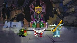 انیمیشن ربات های مبدل transformers دوبله فارسی