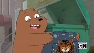 انیمیشن خرس های کله فندقی فصل ۱ قسمت نه