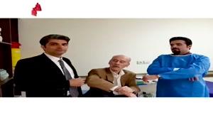درمان سوختگی پا در بیمار دیابتی